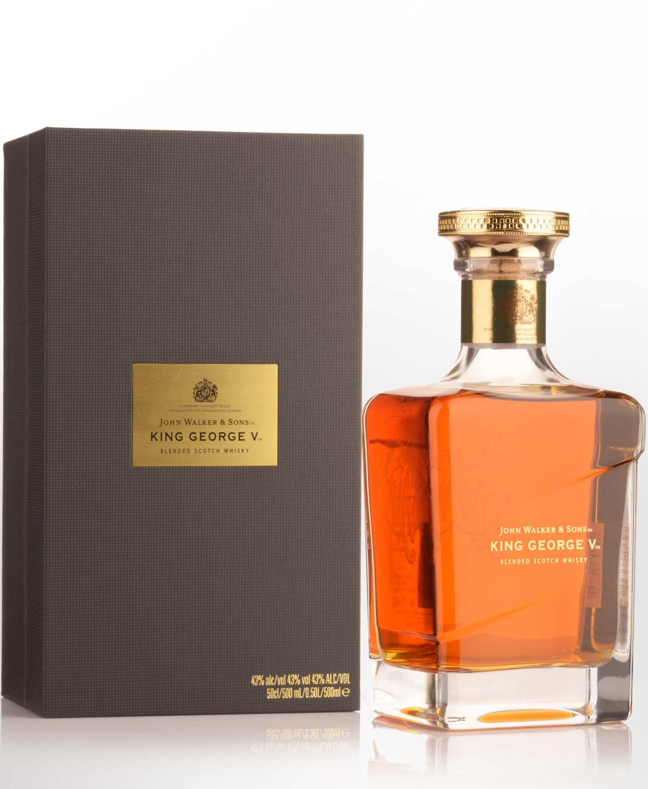 Johnnie Walker King George